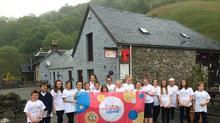Lottie's Challenge West Highland Way