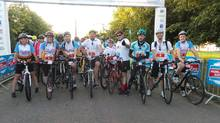 Pedal for Scotland 2015
